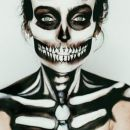 HALLOWEEN - Make Up: 20 Schminkideen zum Gruseln...