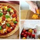 Super lecker, super schnell: Tortilla-Pizza