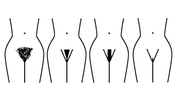 Intimrasur - die 3 TOP-FRISUREN, die Männer gut finden