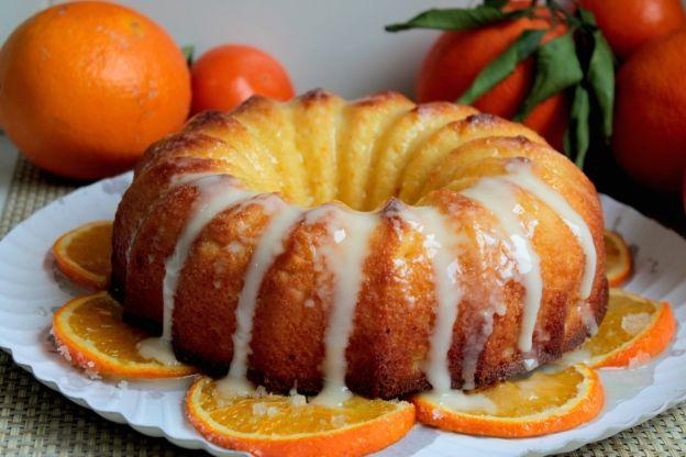 Fluffig Saftiger Orangenkuchen Ganz Ohne Mehl