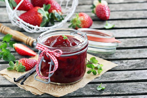 Fruchtige Hausgemachte Marmelade Ganz Ohne Zucker