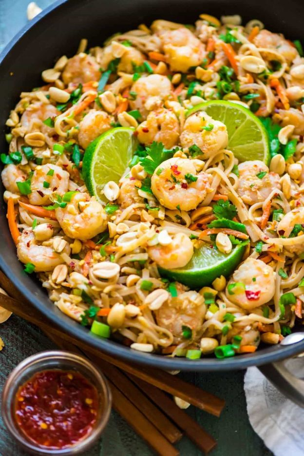 5 schnelle und einfache THAI Rezepte für heute Abend