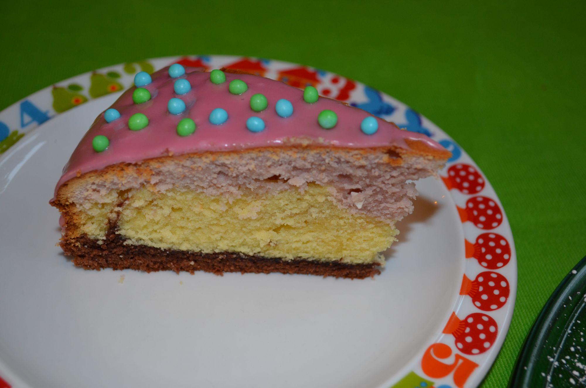 Leckere Rezepte Fur Bunte Kuchen Zum Kindergeburtstag