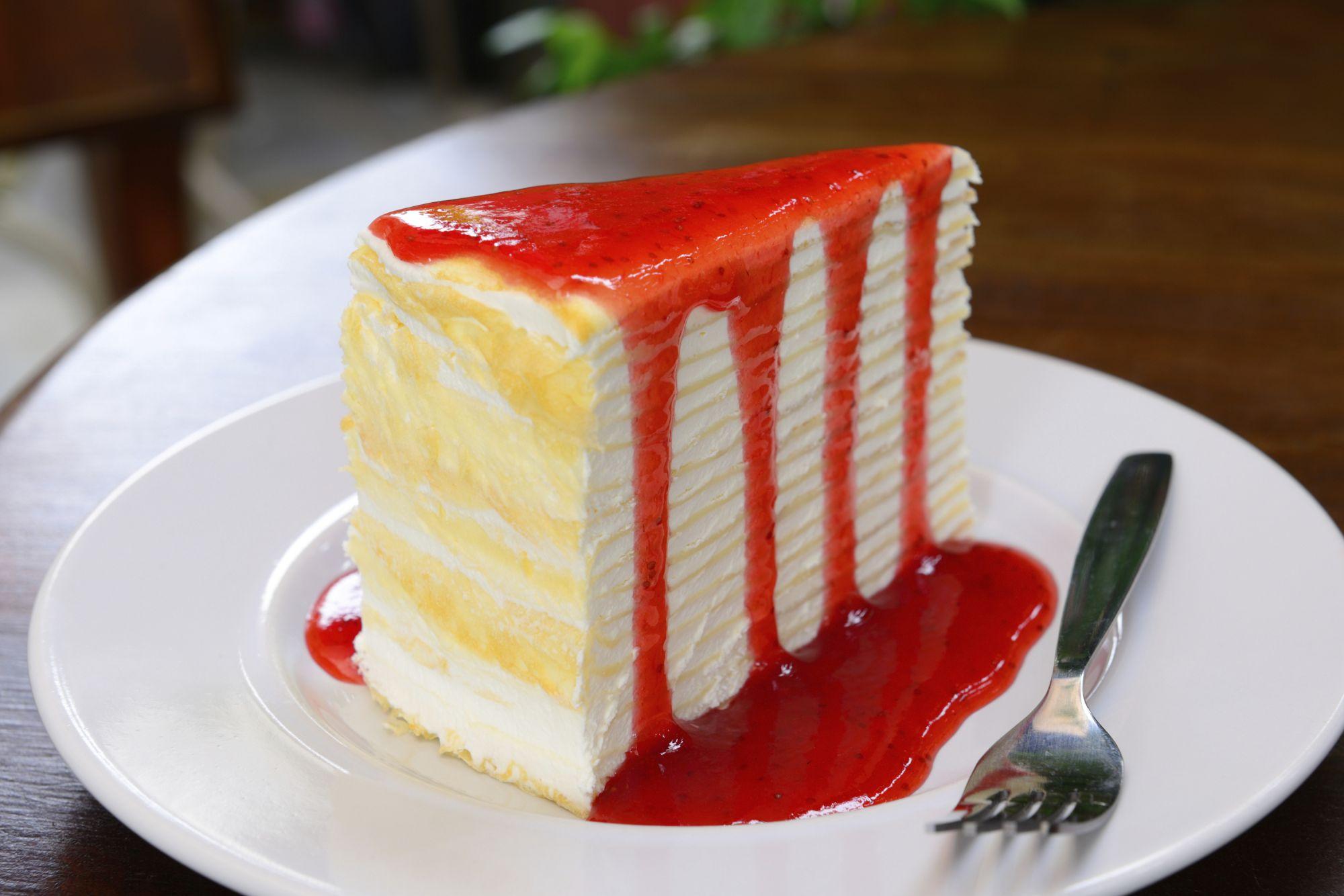 Image Result For Recette Cake Fraise