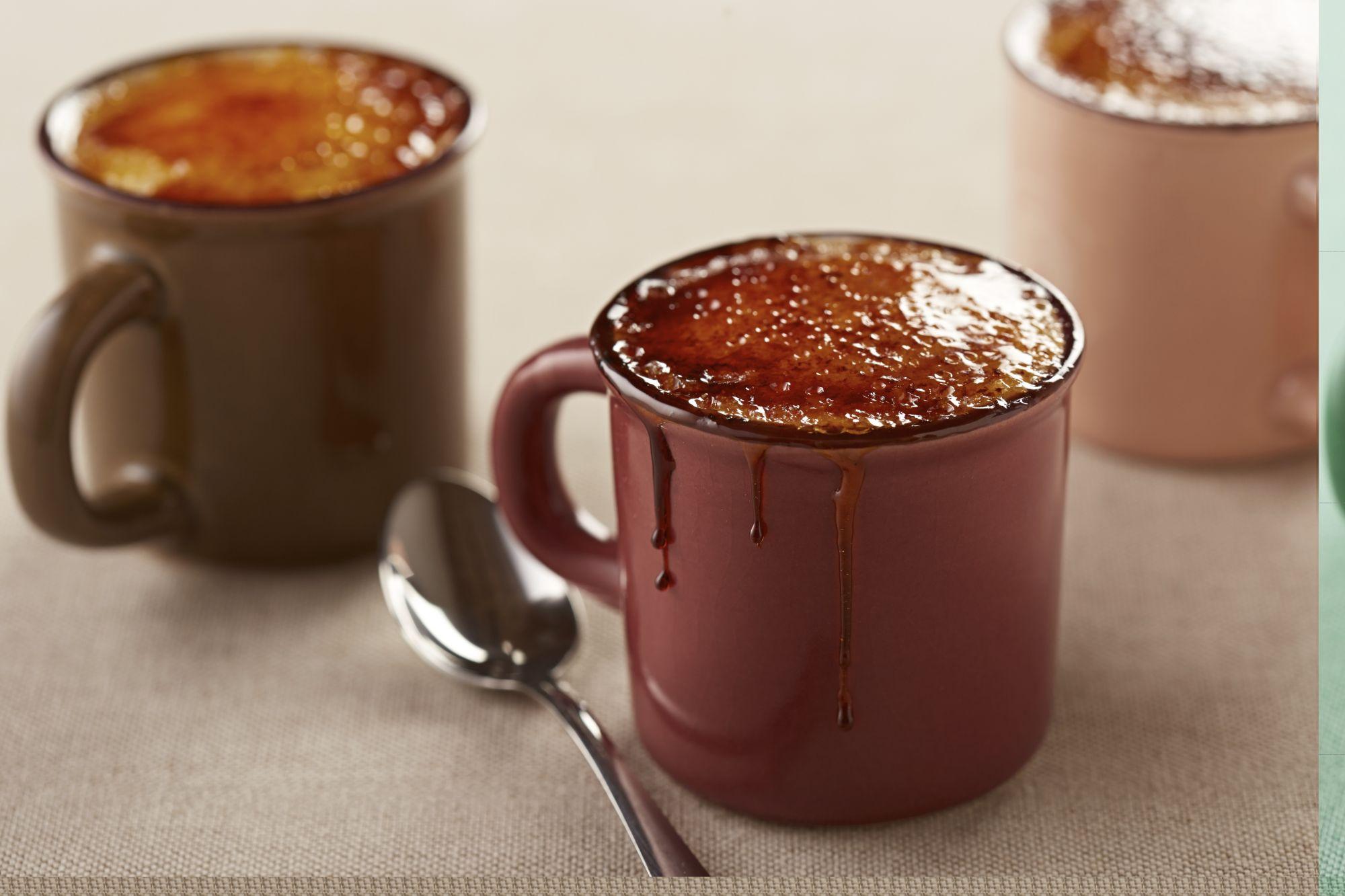 Nutella- Kokos-Mug Cake