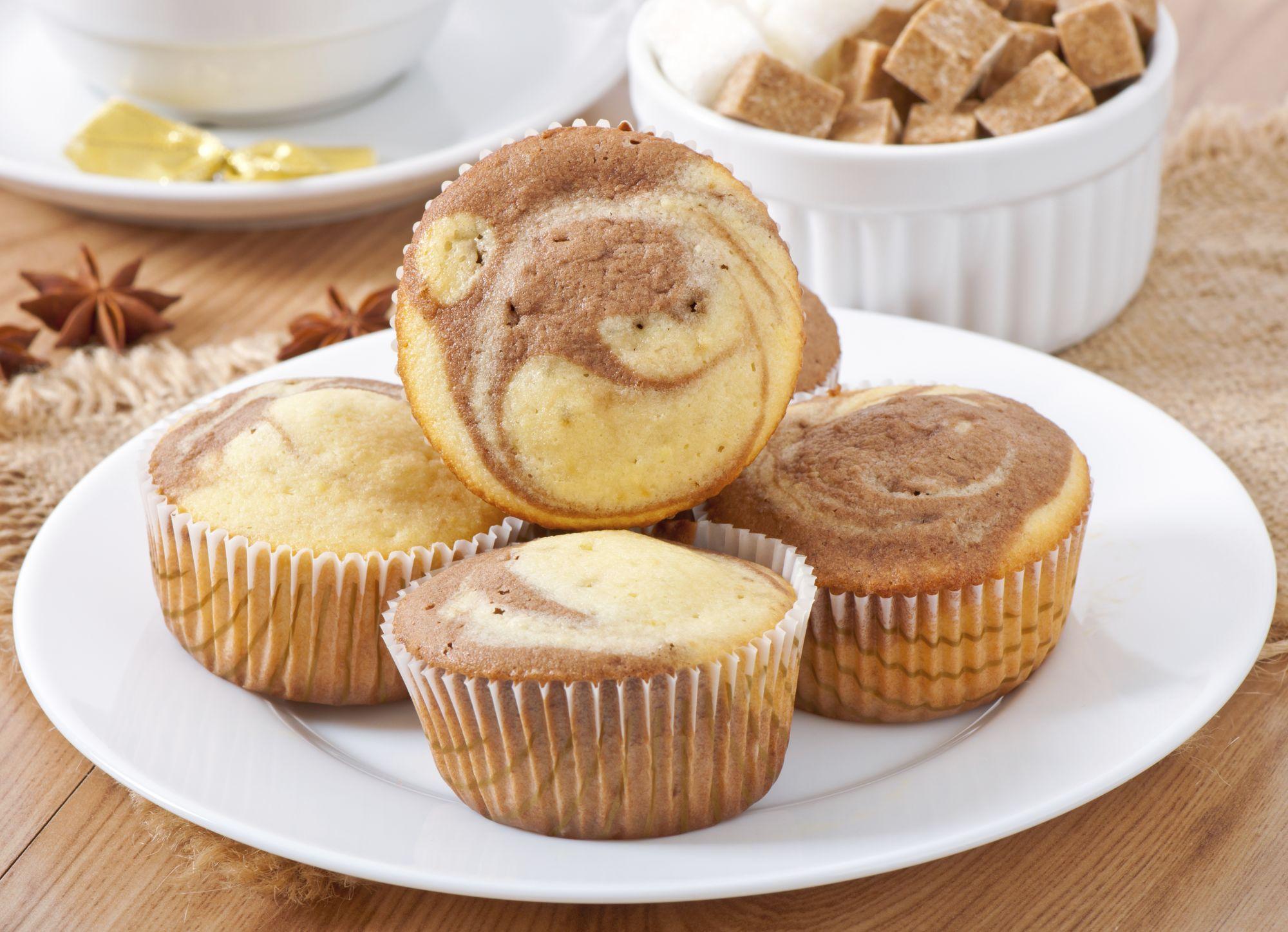 nutella marmor muffins ein super einfaches rezept nicht nur f r kinder 4 8 5. Black Bedroom Furniture Sets. Home Design Ideas
