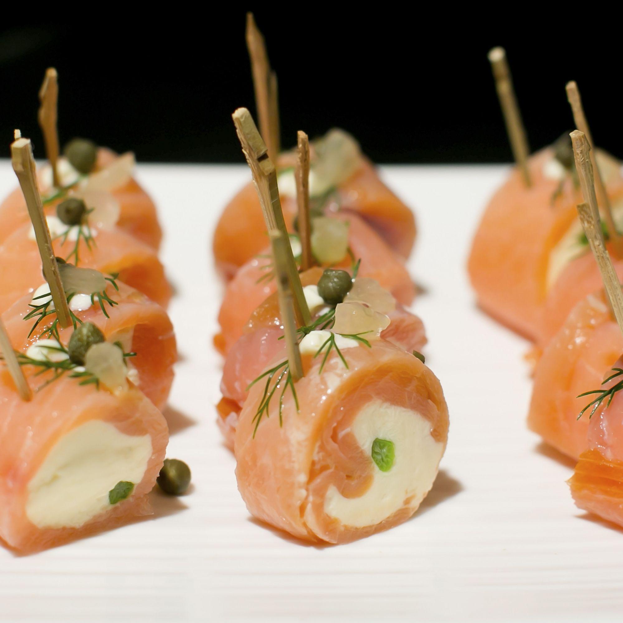 Leckere Rezepte für einfache Lachs Gerichte