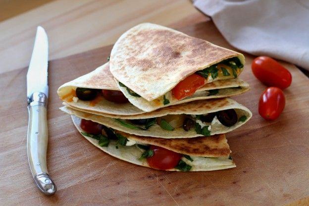 Quesadillas - so geht's