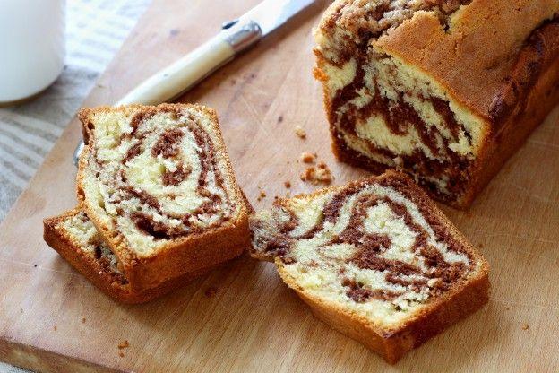 Saftiger Marmorkuchen Mit Nutella So Geht S