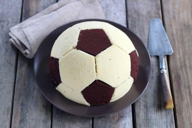 Super Leckerer Fussball Kuchen