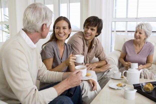 Meeting asian parents