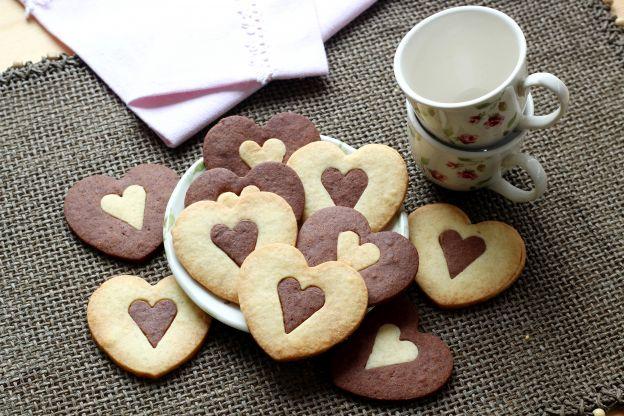 Rezept Fur Susse Herzkekse Zum Valentinstag