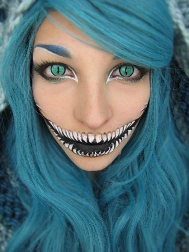 Halloween Schmink Ideen.Halloween Make Up 20 Schminkideen Zum Gruseln