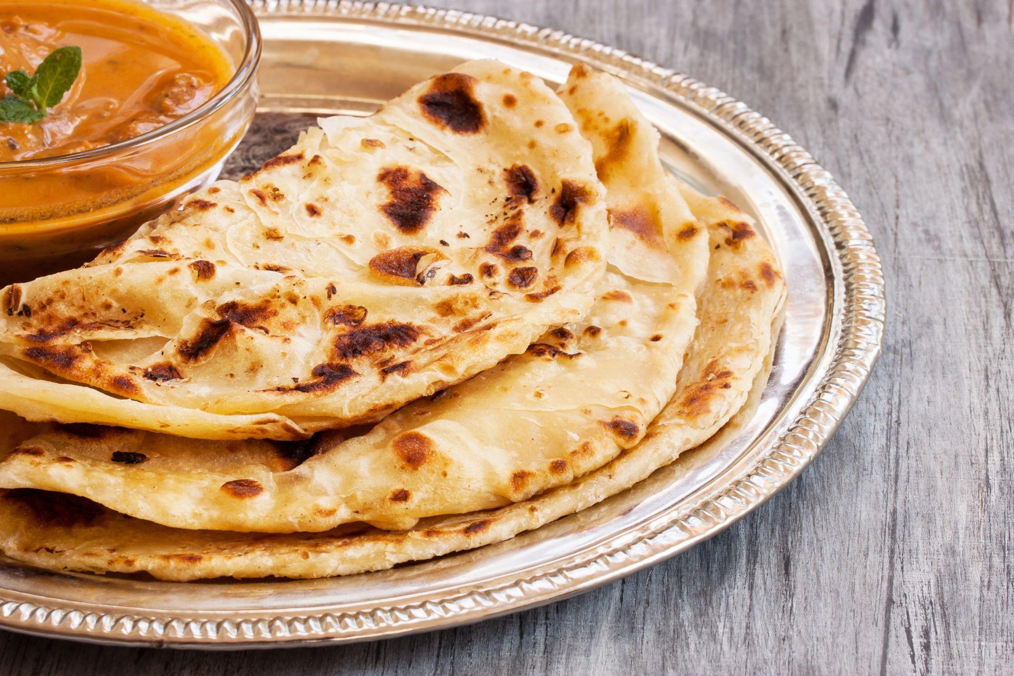Indische Küche: Entdecke die beliebtesten Brotsorten Indiens