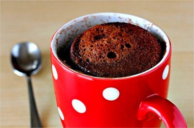 Mug Cakes 5 Rezepte Die Man Mit Einer Tasse Und Einer