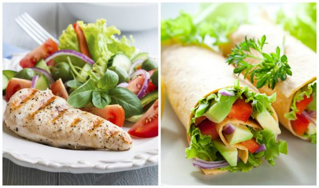 Rezepte Leichte Sommerküche Kalorienarm : Leichte küche gerichte unter kalorien