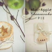 Mini-Apple-Cheesecake-Pie