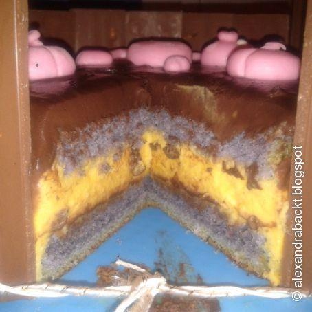 Schweine Im Schlamm Torte 3 6 5