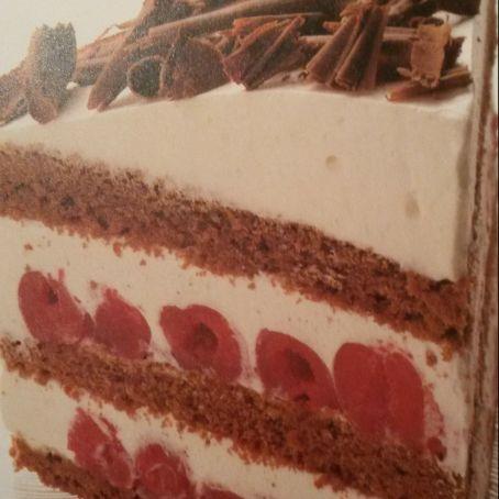 Schwarzwalder Kirsch Torte 1 9 5