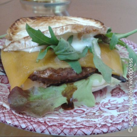 Low Carb Burger Extrem