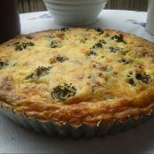 Brokoli Quiche