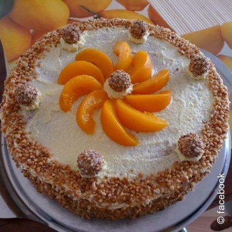 Giotto Torte Mit Pfirsich 4 9 5