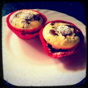 Double Chocolate Cheese Cake Muffins (Starbucks)