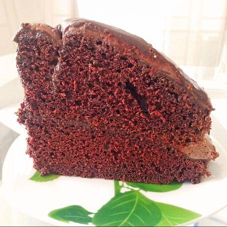 Amerikanischer Schokoladenkuchen (3.8/5)