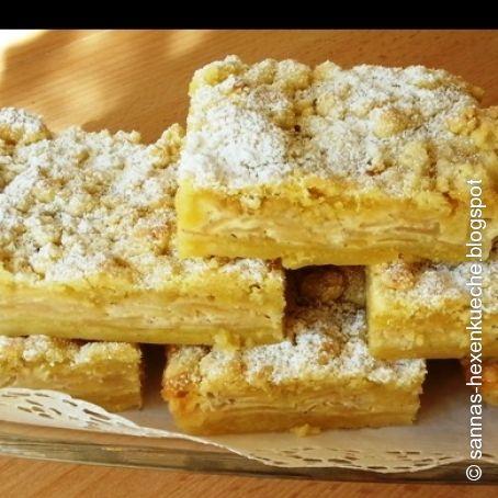Apfelrahmkuchen Vom Blech 3 9 5