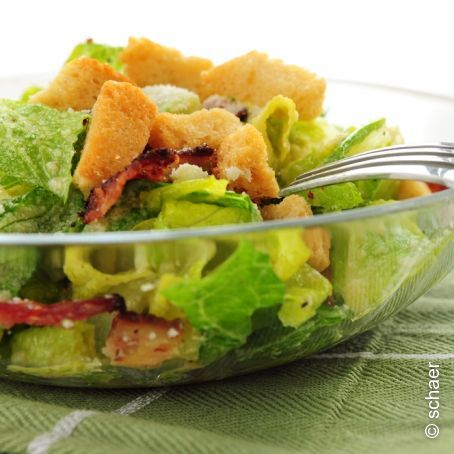 Bacon-Erdnuss-Salat