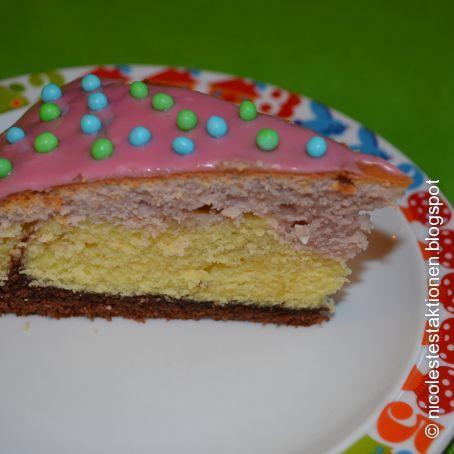 Bunter Kuchen 3 3 5