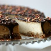 Advents-Cheesecake - Schritt 1