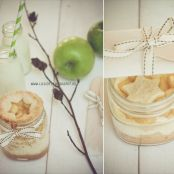 Mini-Apple-Cheesecake-Pie - Schritt 1