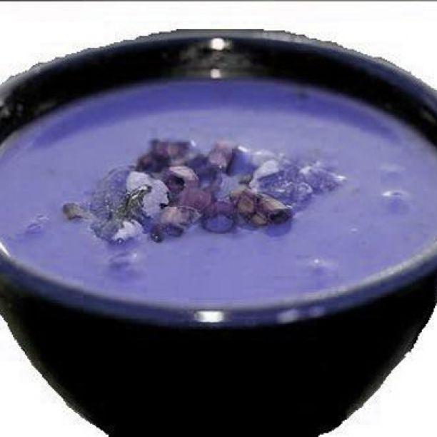 Blaue Bridget Jones Suppe