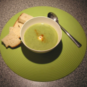 Brokkoli Suppe