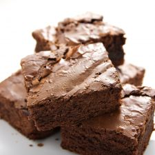 Amerikanische Original Brownies