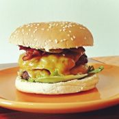 Wolli's BBQ Bacon Burger