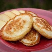 Oladji - Russische Pfannkuchen