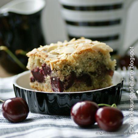 Kirsch Mandel Kuchen 3 8 5