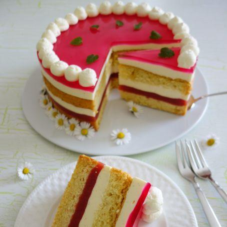 Rezept torte vanille