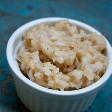 English Ricepudding, vegan
