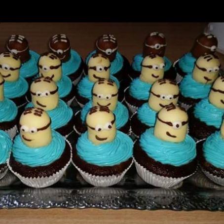 Minions Cupcakes 4 7 5