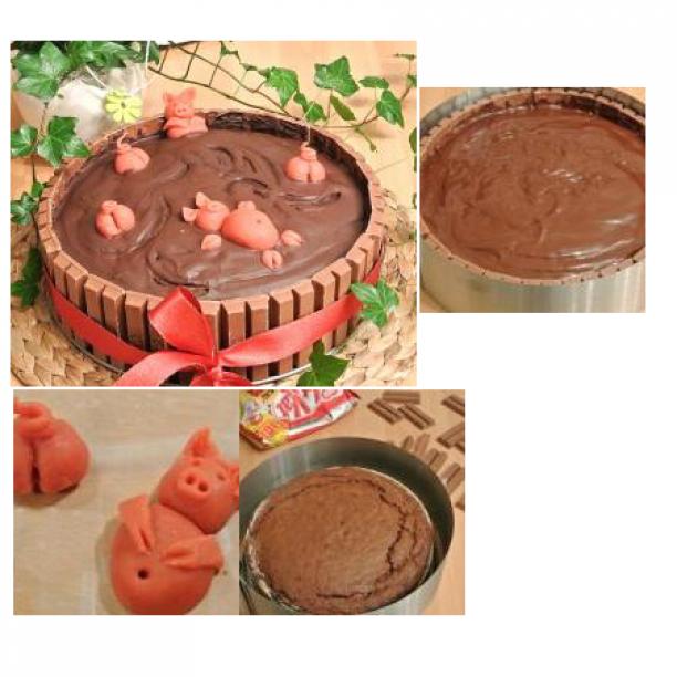 Nutella Torte Schweinchen Im Fass 4 7 5