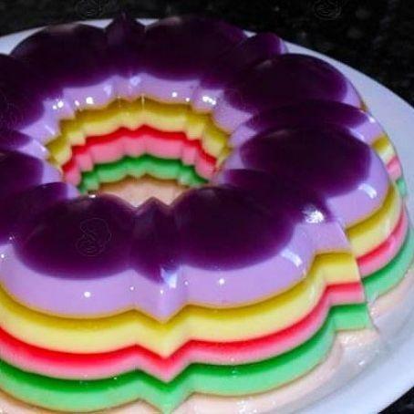 Gotterspeise Torte 4 5