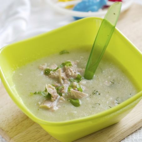 Thermomix-Gemüsesuppe