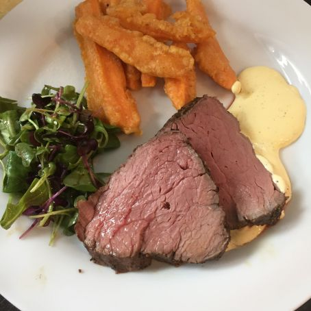 Chateaubriand (Rinderfilet mit Sauce Bernaise)