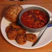 Vegetarisch lecker: Chili sin Carne