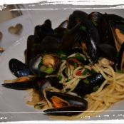 Spaghetti Vongole mal anders