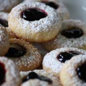 Weihnachtsplätzchen Klassische Rezepte.Husarenkrapfen