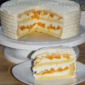 Leckere Rezepte Fur Kase Quark Torte Mit Mandarinen